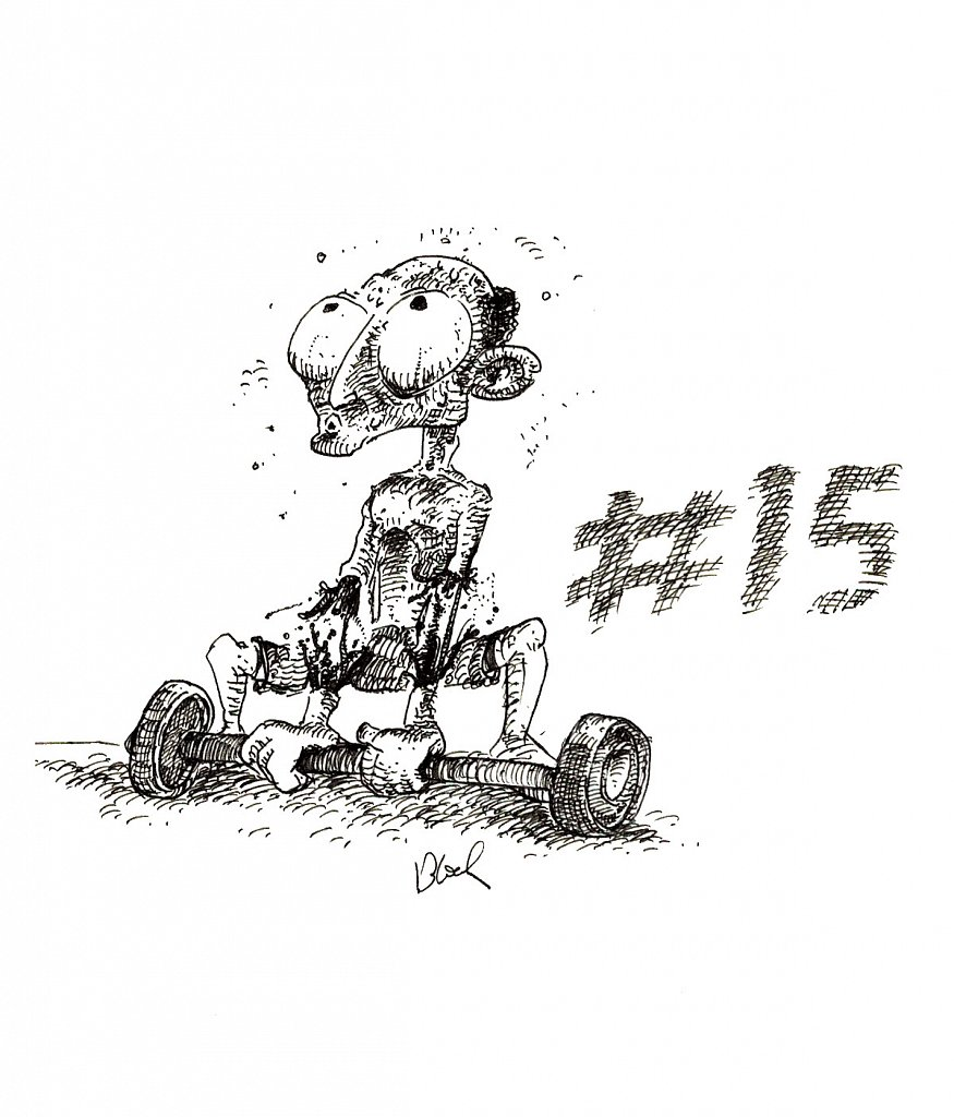 Day #15