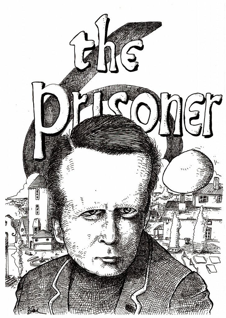 The Prisoner (Patrick McGoohan)