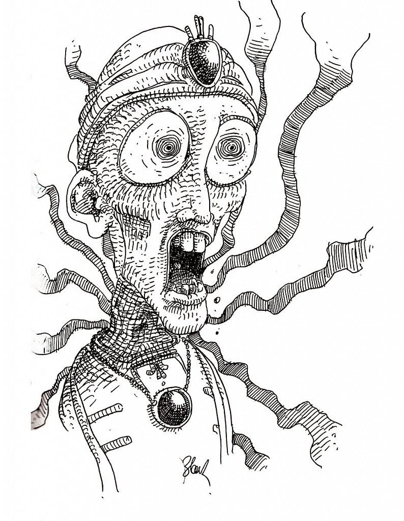 Psychotropic Hysteria