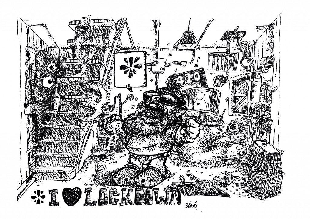 I Love Lockdown (nerds rule)