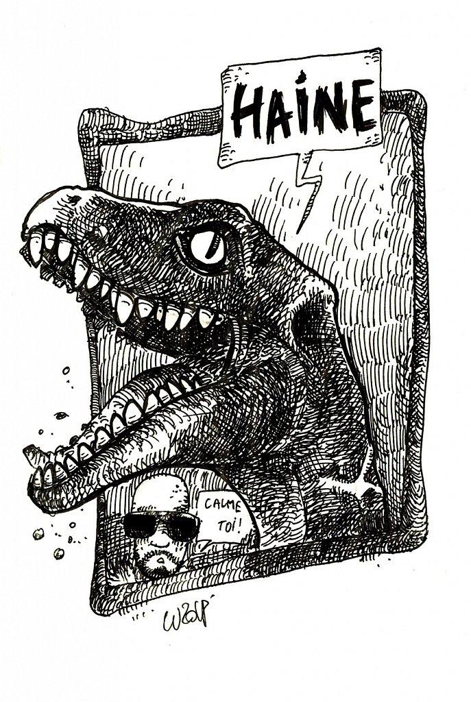 Raptor (and Papacito)