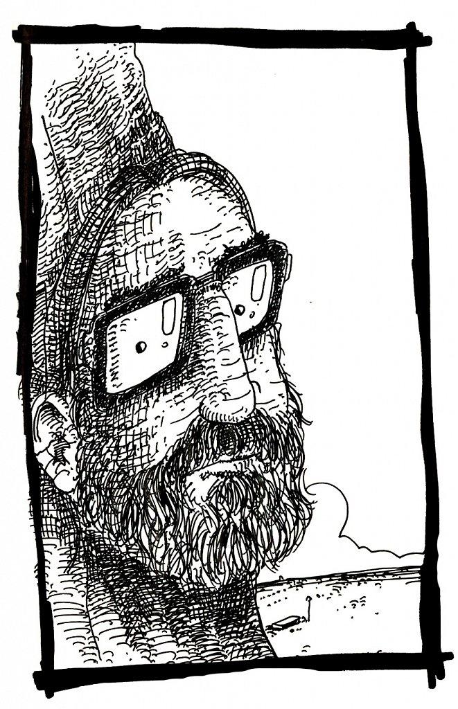Self-Portrait as Mountain