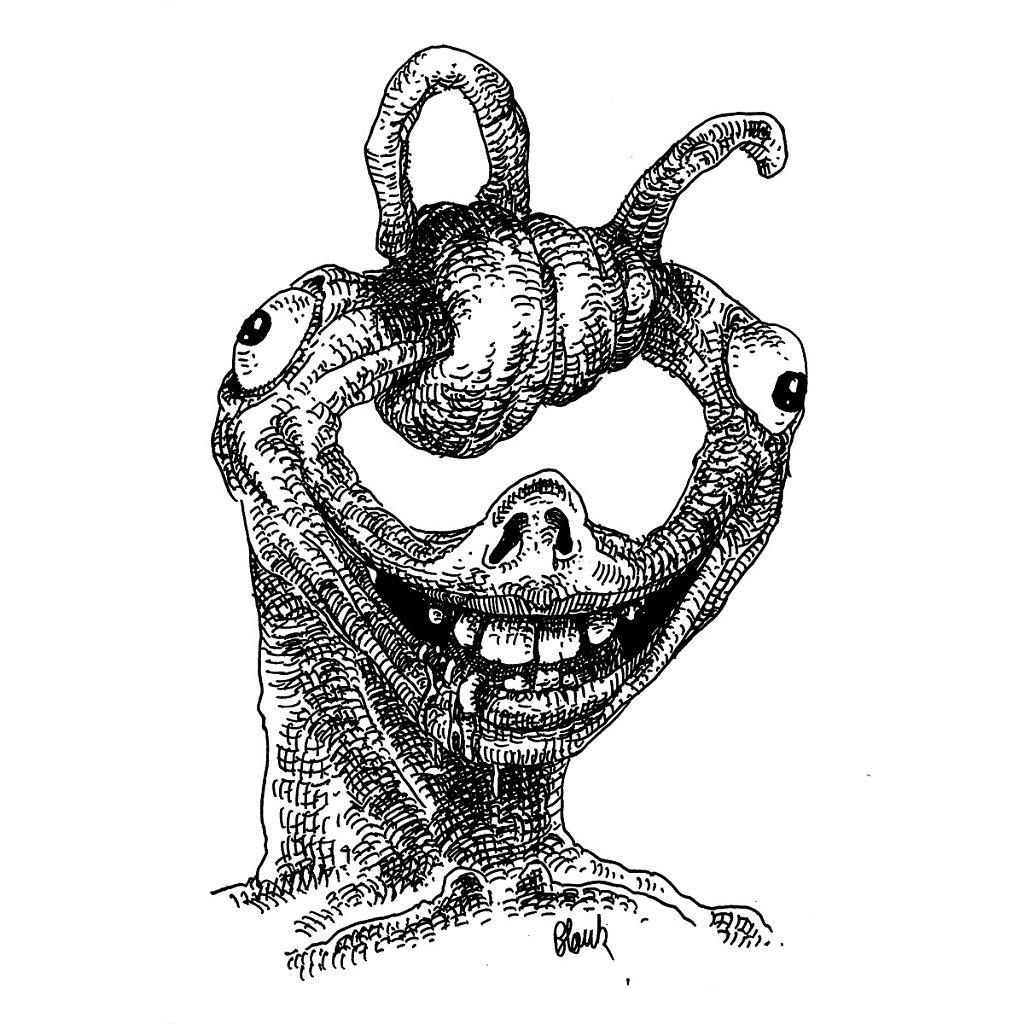Reinterpreting Brainlet Wojak #5